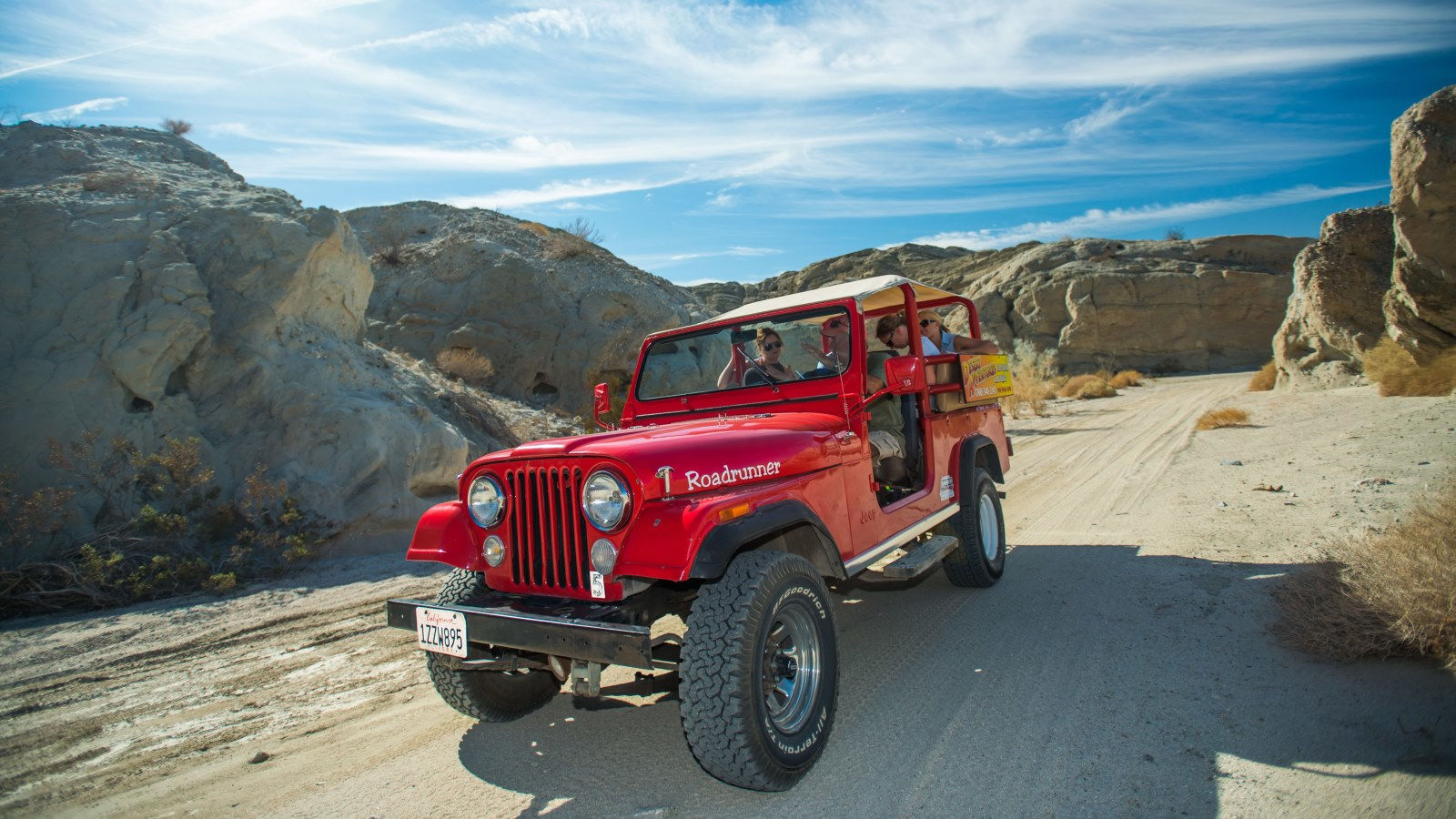 Palm Springs Attractions - Desert Adventures
