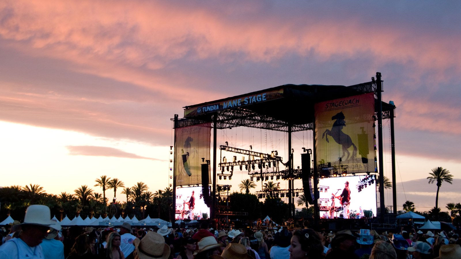 Palm Springs Attractions - Concert