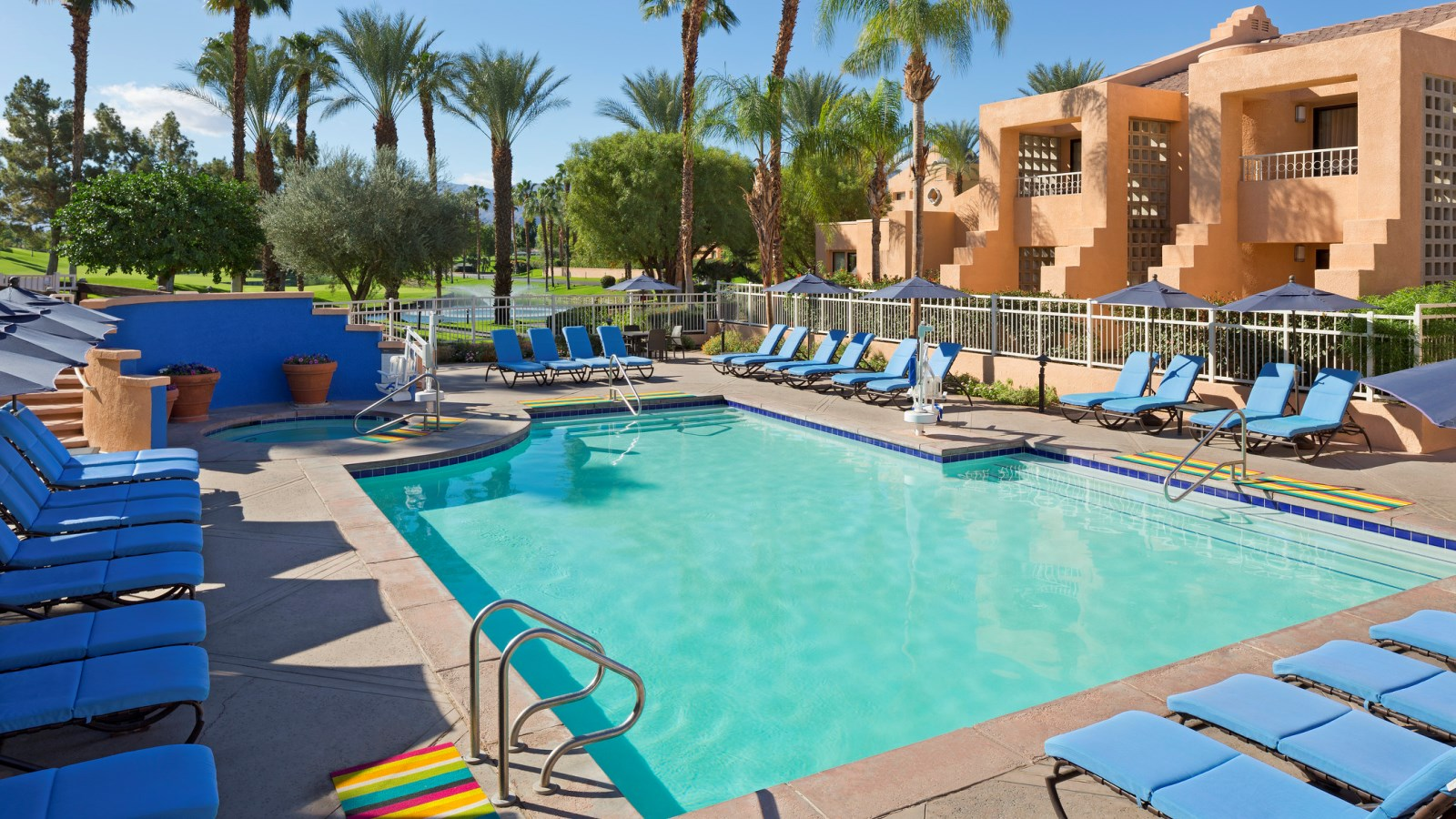The Westin Mission Hills Golf Resort & Spa - Las Hadas Pool
