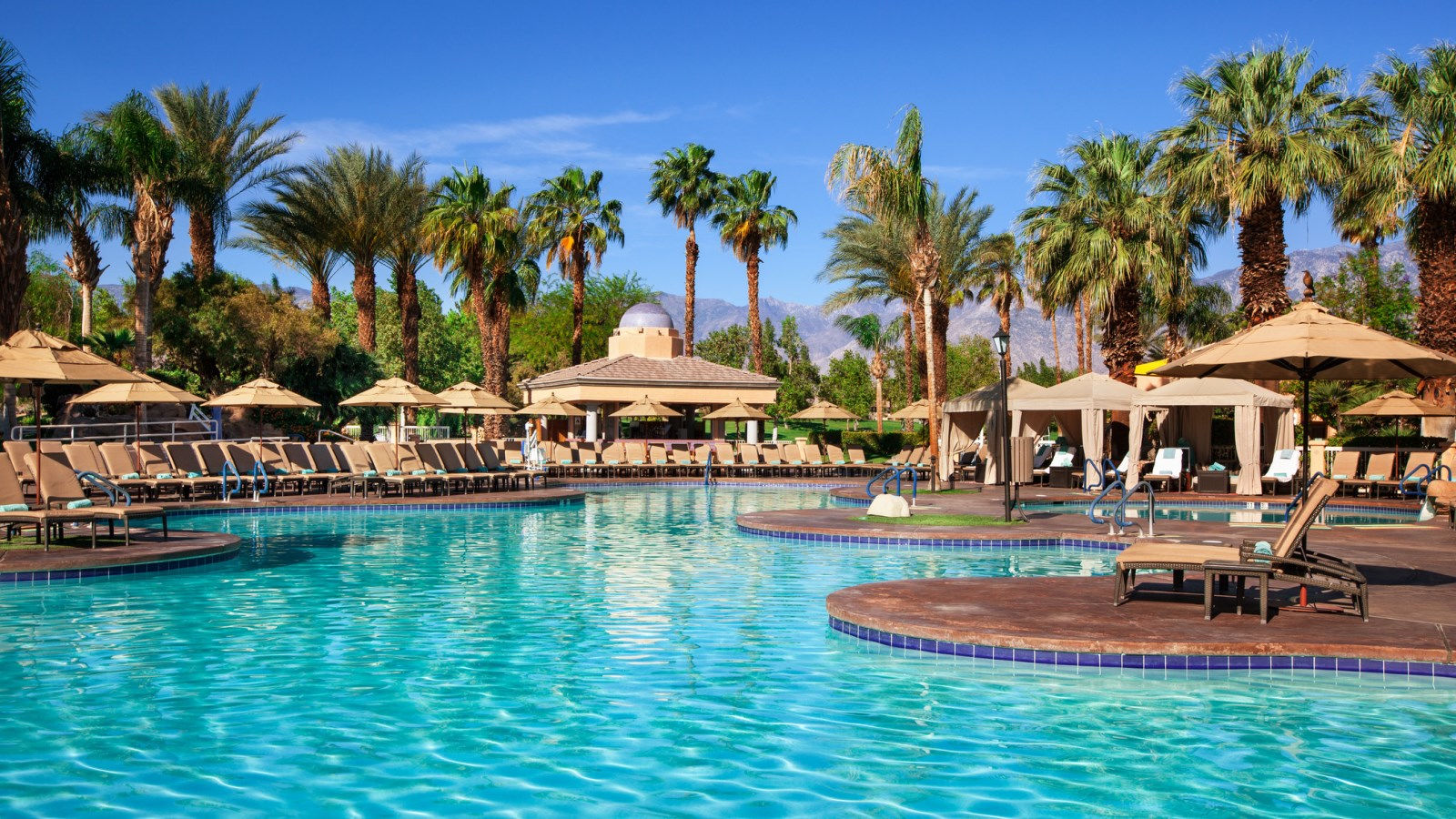 The Westin Mission Hills Golf Resort & Spa - Las Brisas Pool