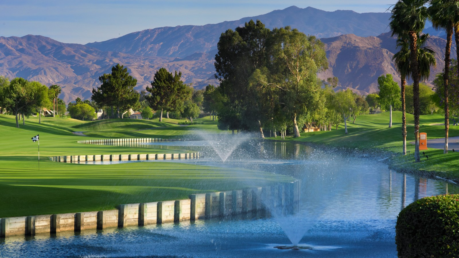 The Westin Mission Hills Golf Resort & Spa - Golf View