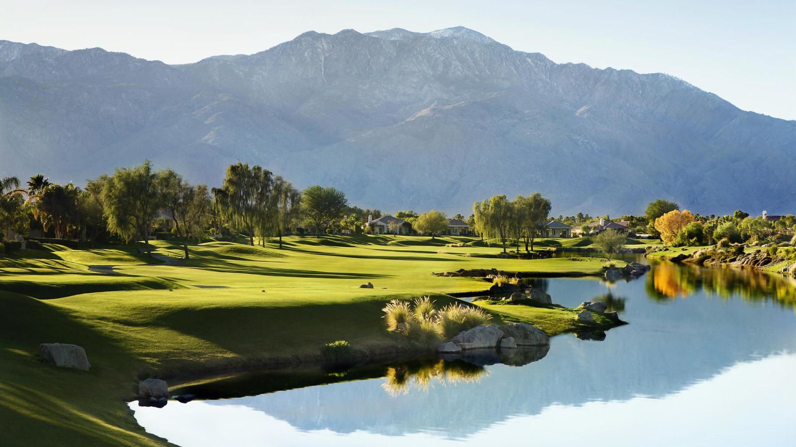 Palm Springs Golf Resort - Golf Course