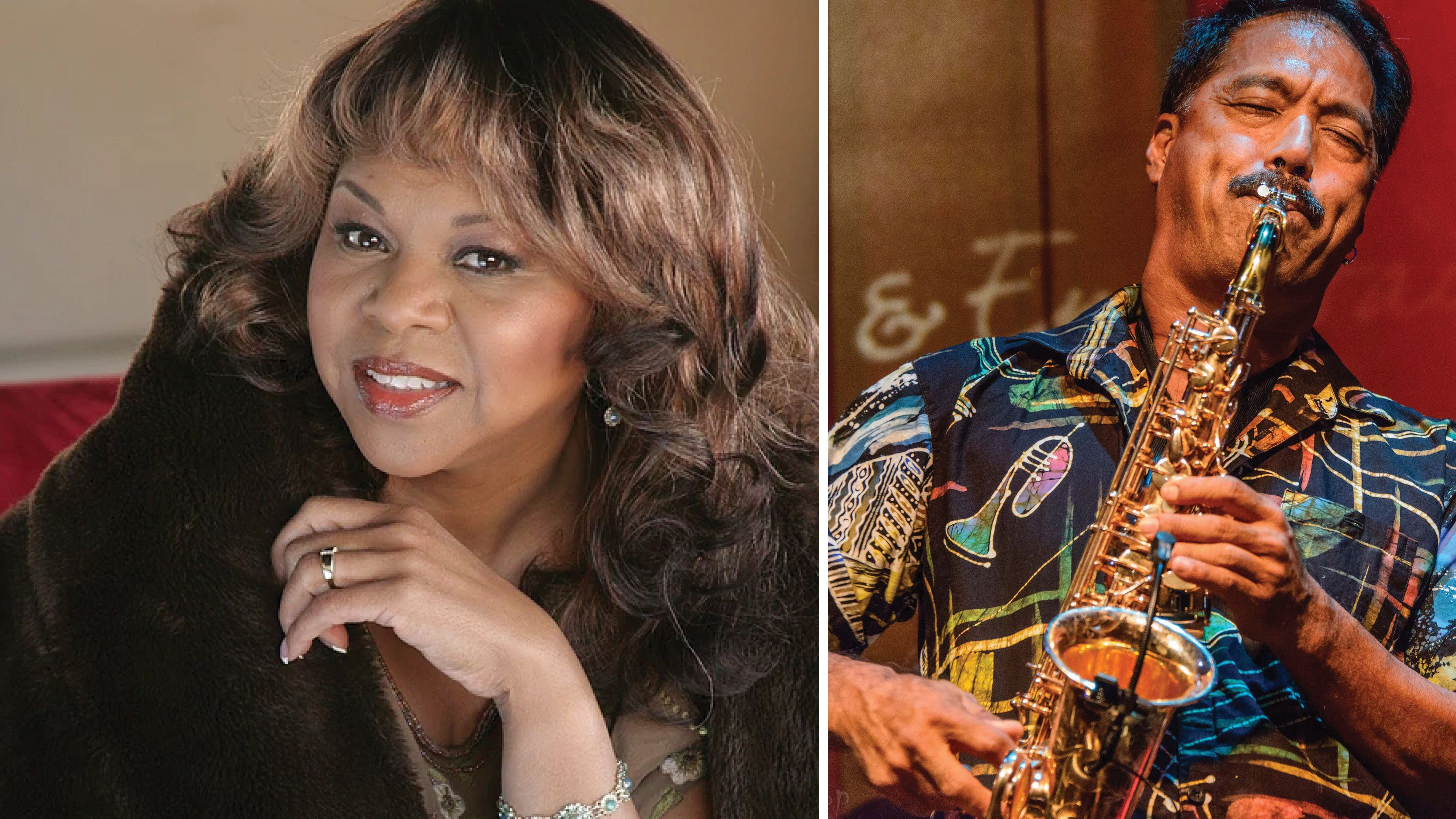 Palm Springs Jazz Series - Michael Paulo & Friends featuring Deniece Williams