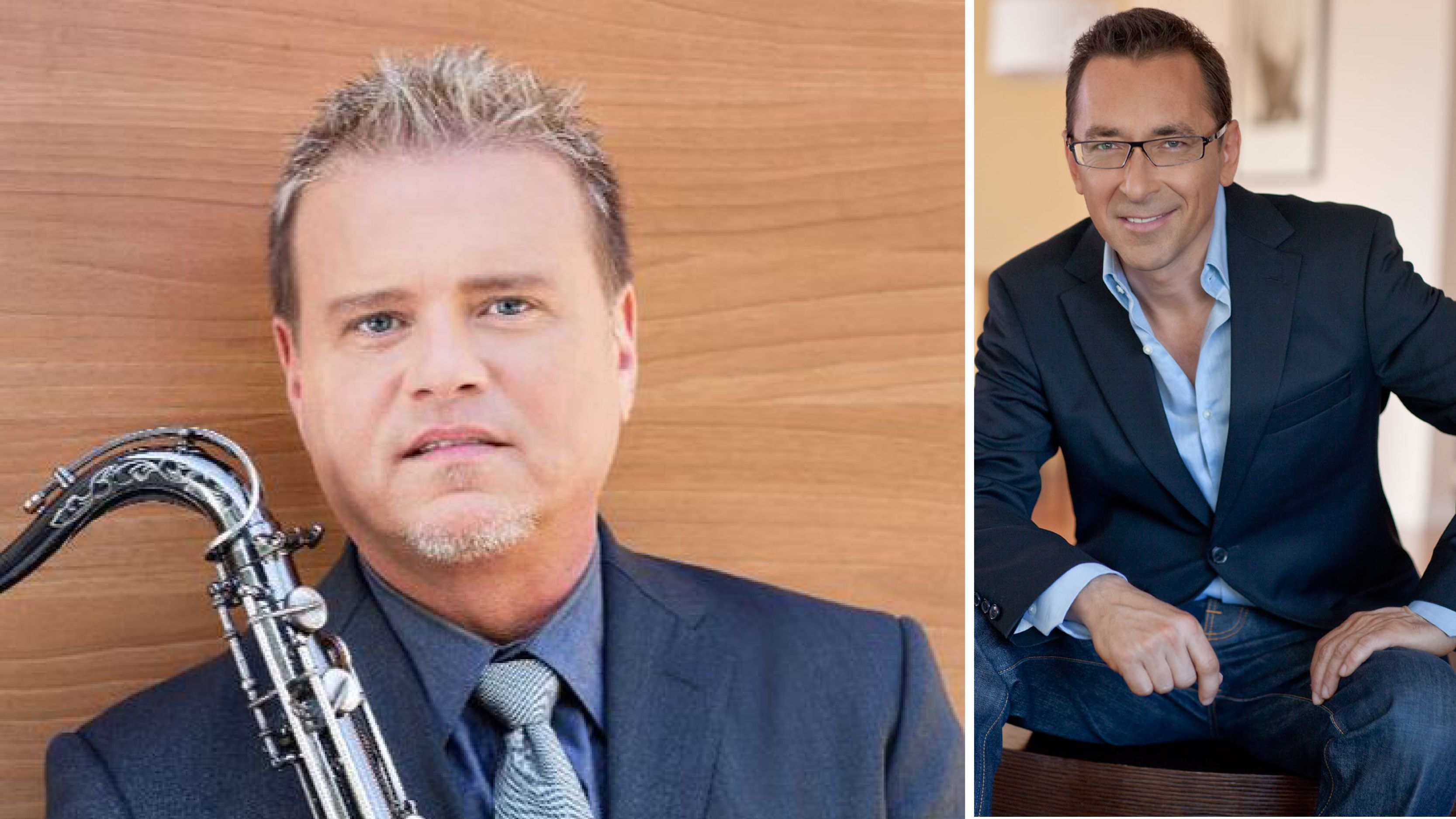 Palm Springs Jazz Series - Euge Groove with special guest Brian Simpson