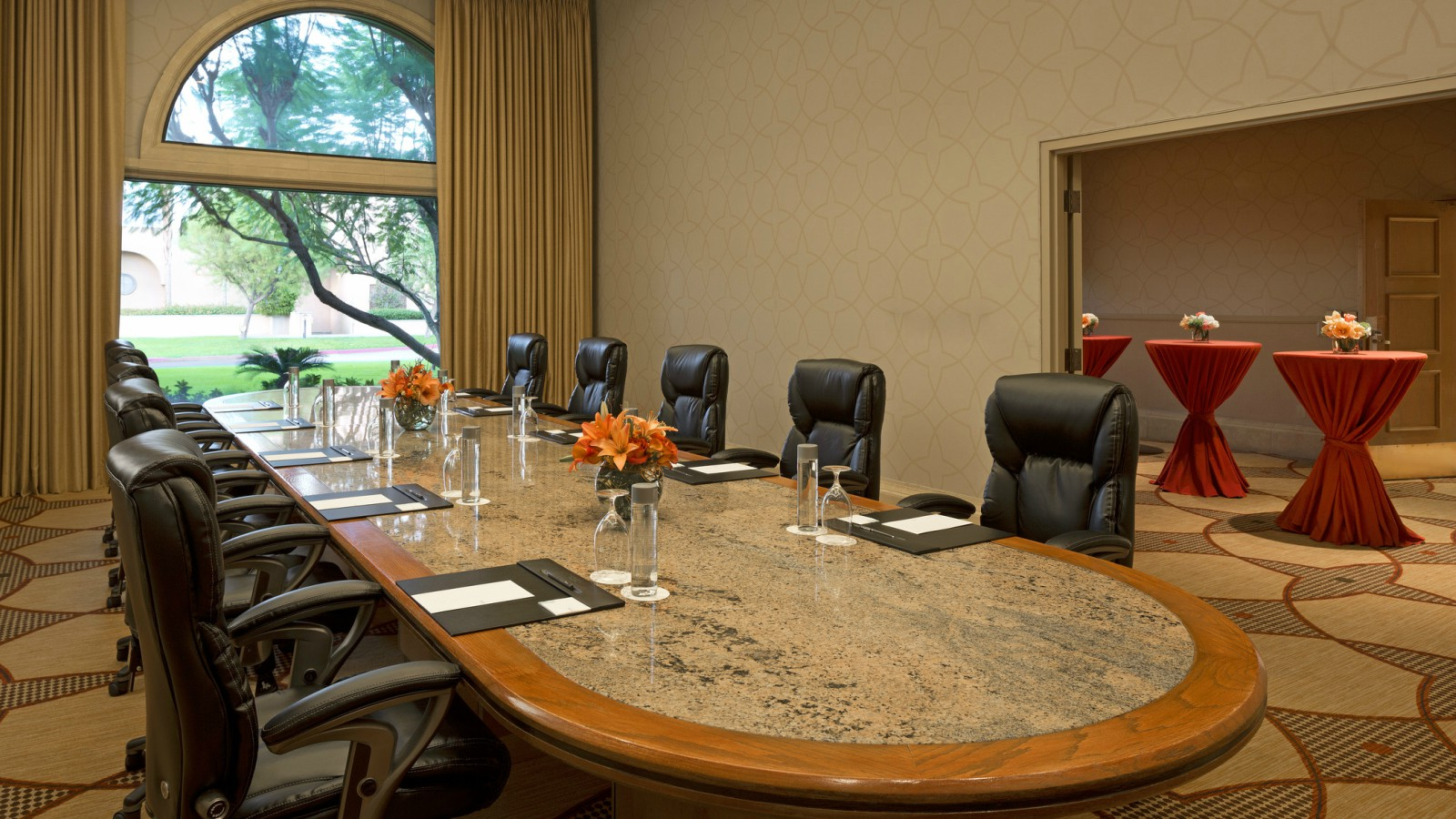 Palm Springs Meetings and Events - Mission Hills Boardrooms