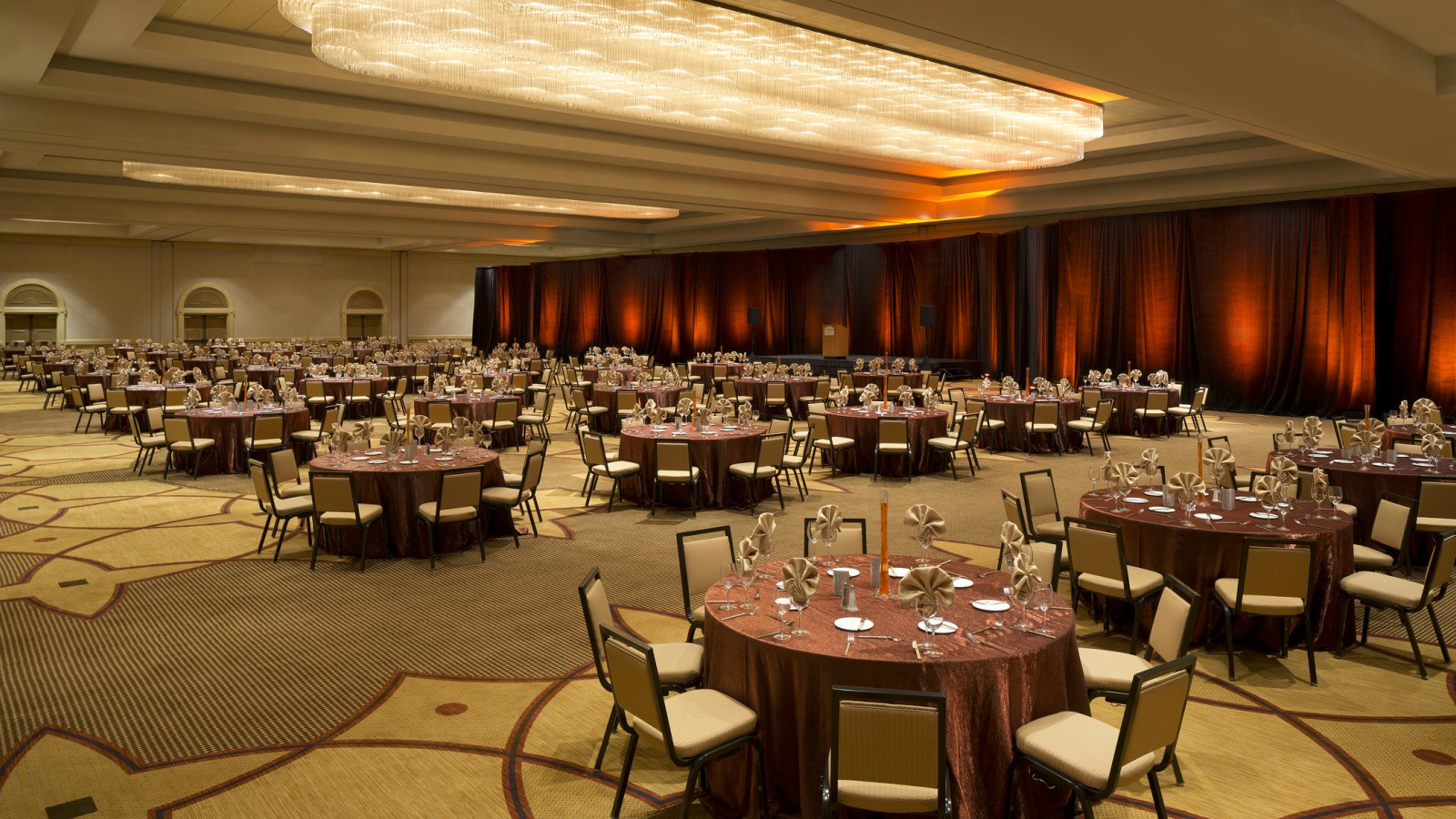 Palm Springs Meetings and Events - Celebrity Ballroom