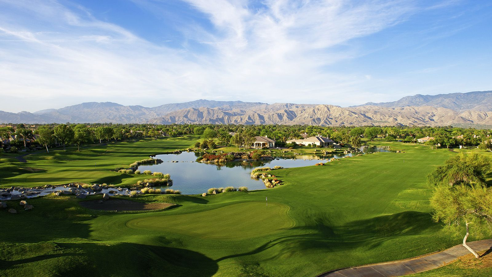 Palm Springs Golf Courses - The Gary Player Golf Course
