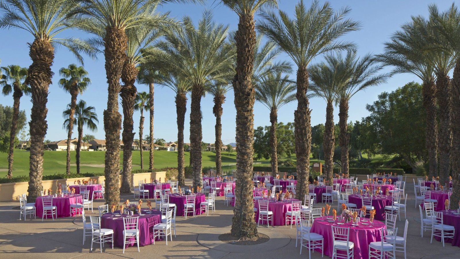 Palm Springs Meetings and Events - Masters Plaza