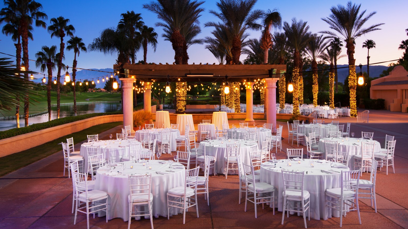 Palm springs wedding venues the westin mission hills golf resort the westin mission hills golf resort spa weddings junglespirit